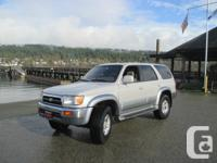 Attractive looks and performance make the 4Runner an