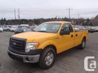 2009 Ford F-150 XL Long Bed two wheel-drive. Fleet