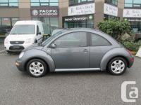 one owner VW Beetle TDI. manual transmission. local