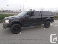 2008 Ford F-150 XLT Super Cab long box. automatic