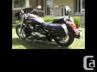 2009 Suzuki C50K9 Boulevard Reliable and well
