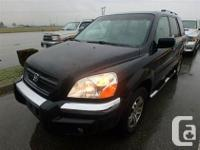 2004 Honda Pilot - Automatic - four Wheel Drive - 3.5L