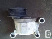 Template By Frooition Lite! MAZDA 3 2004 Belt Tensioner