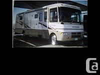 2002 Holiday Rambler Vacationer. 2002 Holiday Rambler
