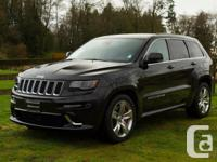 Get in on the action with this 2014 Jeep Grand Cherokee