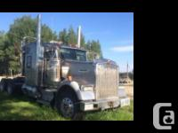 2006 Kenworth W900B 2006 Kenworth W900B model in