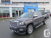 2015 GMC Sierra Denali 1500 four wheel-drive CR