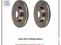 Brake Rotors Our precision machining ensures optimal
