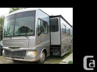 2008 Fleetwood Bounder M. 36D. Fantastic condition with