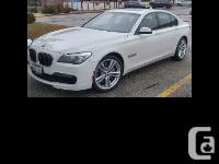 2013 BMW 750i xDrive M Sport Executive Package, Nappa
