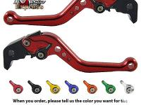 MC Parts Express Shorty Levers 6 position clicking