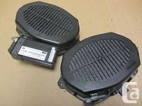 Bmw OEM E46 Sedan Harmon Kardon HK Rear Sub Woofer
