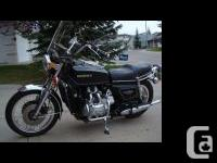 1977 Honda Goldwing GL1000 Electronic ignition Dyna S