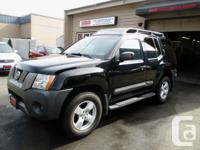 Just arrived! Very nice Xterra 4x4! More details and