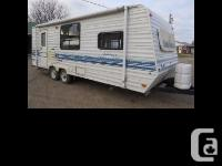 2000 Coachmen Catalina Lite M-249QBTT Travel Trailer