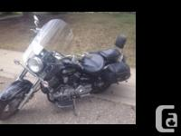 2008 Yamaha XV17PCXRC Road Star Warrior 2299mis 1100cc