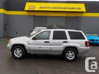 2004 JEEP GRAND CHEROKEE LAREDO SPECIAL EDITION four