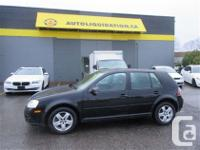 2009 VOLKSWAGEN CITY GOLF...THIS LOCAL BC UNIT IS