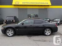 2006 DODGE CHARGER SXT 3.5L HIGH OUTPUT...THIS LOCAL BC
