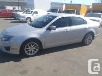 2010 Ford Fusion SEL. automatic transmission. powered