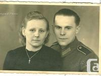 Original German photo from WW2 . Photo of German