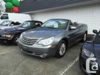 2008 Chrysler Sebring Convertible Comments:Sumer is