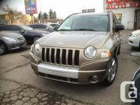 Calgary Pre-owned Car Sales 2008 Jeep Compass Limited