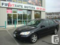 2004 HONDA CIVIC SI SEDAN. LOCAL CAR. NO ACCIDENT. ONLY