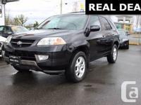 2002 Acura Mdx - Automatic - 3.5L six Cyl - 217.000 kms