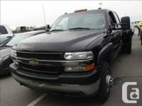 2002 Chevrolet Silverado 3500 - Automatic - four