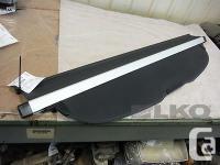 2011 Subaru Legacy Rear Cargo Cover Shade Roll OEM ITEM