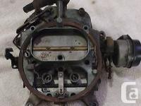 67 Ford Autolite 4bl Carburetor. Came off 67 289