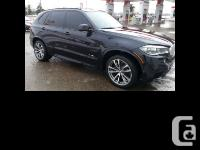 2014 BMW X5 M-Sport 50i Fully loaded 24854 mis - 40000