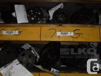 1999-2004 Honda Odyssey Powered steering Pump 186K OEM