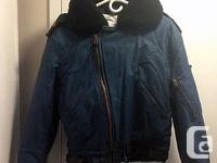 Royal Canadian Air Force authentic Flyer's jacketMen's