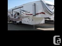 2014 KZ Inferno Series M-3732T Bought for work and the