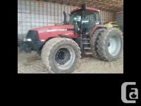 2001 MX270 Case IH Very clean 6800 hours Axle duels