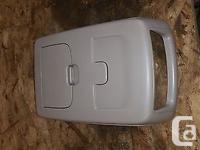 2008-2010 Ford F350 overhead console from a truck