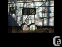 2004 Fleetwood Wilderness M25RKS fifth Wheel Length 25