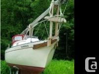 1980 Bayfield 25 Sail Boat. Ahoy Mateys.... Your 25ft