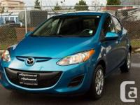 Choose your own adventure with this 2011 Mazda2!