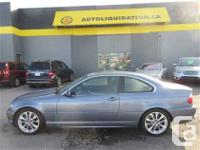 2004 BMW 330CI COUPE...THIS LOCAL BC UNIT IS EQUIPPED