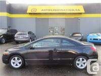 2010 HONDA CIVIC DX-G COUPE...THIS LOCAL BC UNIT IS