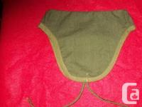army green new made scope cover for mosin nagant pu