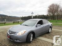 Very well kept Altima is a nice handling car with a lot