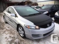 Calgary Pre-owned Car Sales 2010 Honda Civic LX