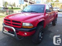 2002 DODGE DAKOTA Sport Quad Cab 4x4 INFORMATION