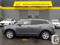 2007 MAZDA CX-7 GT ...THIS LOCAL BC UNIT IS EQUIPPED