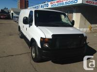 THIS VAN IS THE PERFECT WORKHORSE AND IS PRICED TO