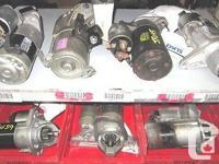 07 08 09 10 11 12 13 14 15 16 GMC Acadia Starter Motor